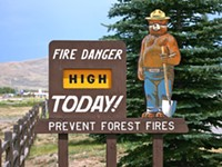 In hoping for a milder fire season, don't overlook Smokey's advice