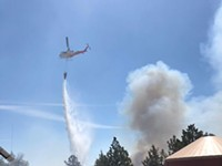 Graham Fire Nearing Containment