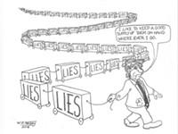 The Lies Train