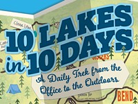 10 Lakes, 10 Days