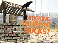 Bucking Tourism Bucks?