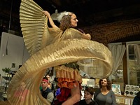 Sideshow features dance, hoops, drag and more