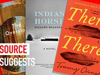 Five Favorite Novels of 2018