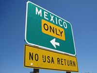 Prohibition Arguments Cannalyzed: On Mexico Smuggling