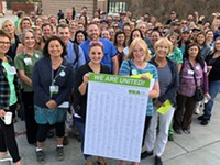 St. Charles Nurses Reach Tentative Agreement