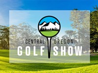 Win 2 tickets to the Central Oregon Golf Show on 3/30-3/31