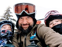 Meet Todd Looby, Executive Director of BendFilm and Dad Extraordinaire