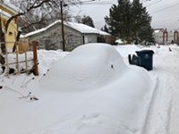 The Struggles of Snowmaggedon