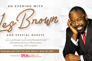 An Evening with Les Brown