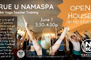 True U Namaspa Yoga Teacher Training Open House