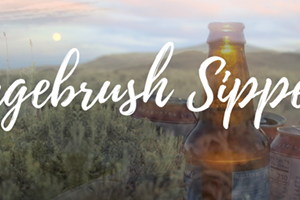 Sagebrush Sippers happy hour