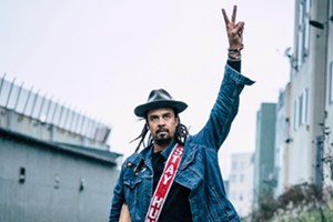 Michael Franti & Spearhead and Ziggy Marley