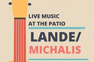 Live Music at The Patio: Lande/Michalis
