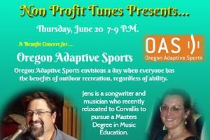 NPT Benefit Concert for Oregon Adaptive Sports