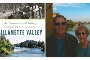 Author Event: An Environmental History of the Willamette Valley by Elizabeth and William Orr