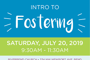 Intro to Fostering