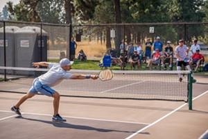 Bend Pickleball Club's Central Oregon Classic