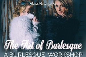 The Art of Burlesque