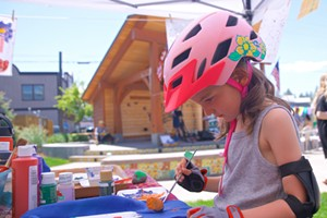Bike Day! Small Town Mini-Parade & Bike Decorating