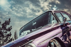 Sisters Glory Daze Car Show
