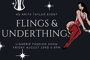 Flings & Underthings Fashion Show