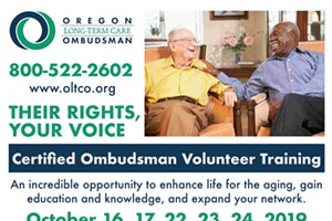 Training: Certified Ombudsman Volunteer