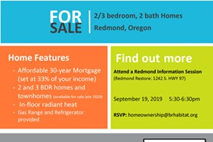 Affordable Housing Information Session