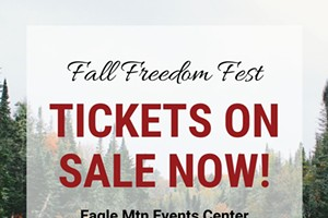In Our Backyard's 4th Annual Fall Freedom Fest