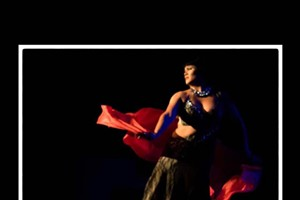 High Desert Bellydance Guild presents Claudia Shimmies
