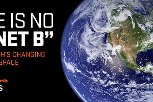 """There is No """"Planet B"""": Tracking Earth's Changing Climate from Space"""