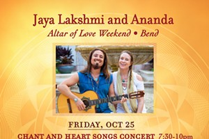 Jaya Lakshmi & Ananda - Altar of Love Weekend