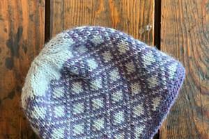 Scandinavian Double Knit Hat