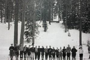 History Pub Encore - Lost Oregon Ski Areas