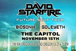 David Starfire, Biosonik and Goleyeth