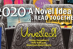 A Novel Idea 2020 Unveiled Event