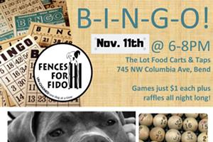 Bingo For Fidos!