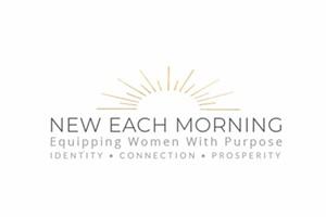 New Each Morning Fundraiser
