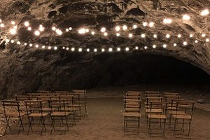 Art in Nature: Camerata in a Cave