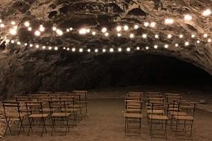 Art in Nature: Camerata in a Cave