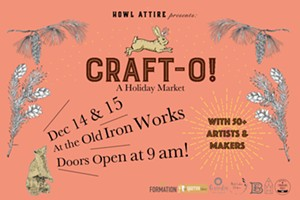Craft-0! A Holiday Market