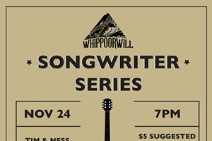 The Whippoorwill Songwriter Series
