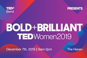 TedxBend Presents TEDWomen2019
