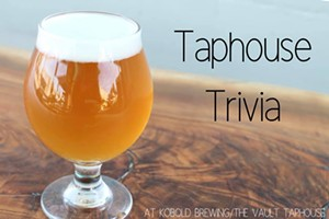 Taphouse Trivia