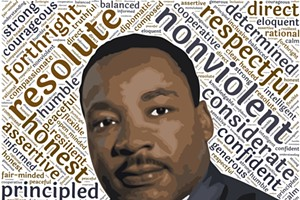 "Film Screening - ""I am MLK Jr."""