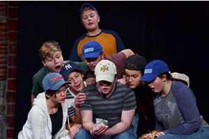 Redmond Proficiency Academy Theatre - One Act Plays