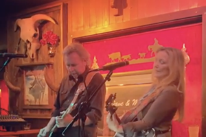 Dave & Melody Hill Live in the Saloon