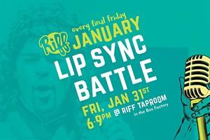 Lip Sync Battle at Riff!