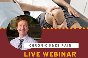 Live Webinar - Expert Answers to Knee Pain
