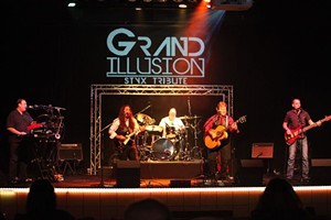 Grand Illusion - A Tribute to STYX