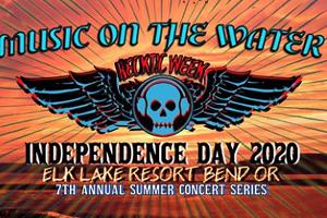 4th of July at Elk Lake Resort